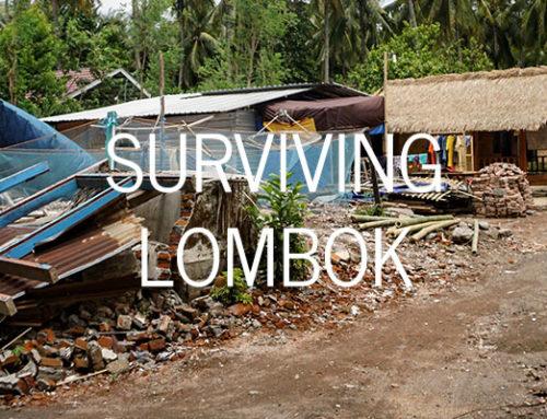 Surviving Lombok Photos